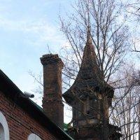 Старая башня :: Вера Моисеева