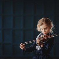скрипка :: Янина Гришкова
