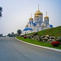 Дорога к Храму :: Арина