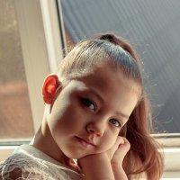 Девочка :: Алина Репко