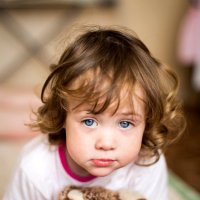 С любимой игрушкой !!! :: Елена Кознова