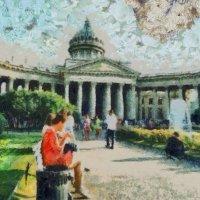 Казанский собор :: Андрей Мелехов