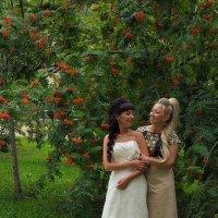 Провожая подружку замуж. :: Мила Бовкун