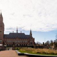 Дворец правосудия. Гаагский трибунал :: Witalij Loewin