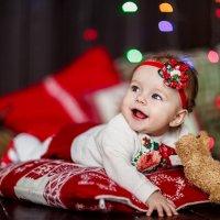 Подарок на рождество :: Ольга Никонорова