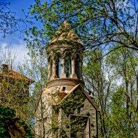 Старый парк, Кабардинка. :: Андрей Печерский