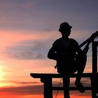 Гитарист. :: Олег Казаков