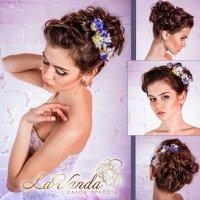 Свадебный образ :: Мария Полохина