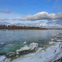 Освобождение ото льда :: Анатолий Иргл