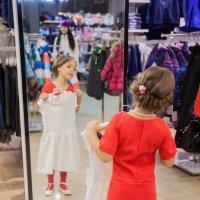 Я точно знаю мне пойдёт это платье! :: Ольга Давыдова