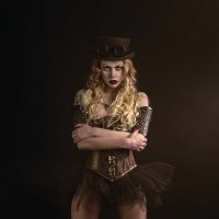 Steam punk series :: Xenia *