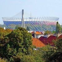 Национальный стадион в Варшаве :: Денис Кораблёв
