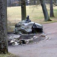 Весной в Екатерининском парке Царского Села :: Сергей