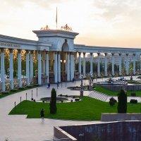 парк Президента :: Горный турист Иван Иванов