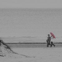 Двое под красным зонтом :: Peiper ///