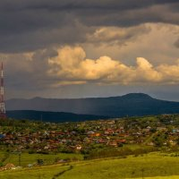 После дождя. :: Владимир Батурин