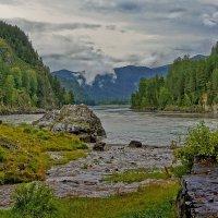 Устье ручья Аскат :: Виктор Четошников