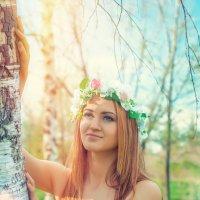 Даша Весна :: Плотникова Юлия