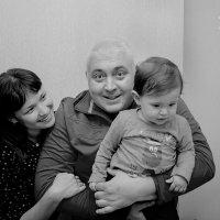 Семья- самое важное в жизни! :: Татьяна Ковальская