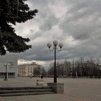 Тучи над городом :: Николай Масляев