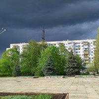 Перед грозой.. :: Сергей Петров