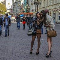 фотоохотницы :: Аркадий Беляков