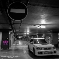 Subaru, Forester :: Иван Синицарь