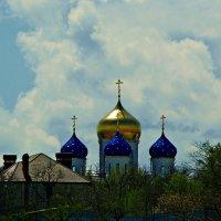 Свято-Успенский Одесский Патриарший монастырь :: Александр Корчемный