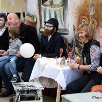 маленький душевный еврейский театр :: Олег Лукьянов