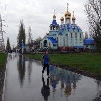 В Самаре дождливо :: Александр Алексеев