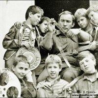 МОИ  УЧЕНИКИ :: Валерий Викторович РОГАНОВ-АРЫССКИЙ