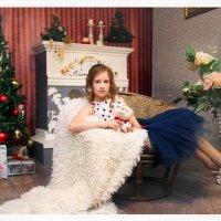 маленькая леди :: Анюта Плужникова