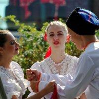 Перед танцем :: Сергей