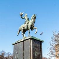 Конный памятник Вильгельму 1 :: Witalij Loewin