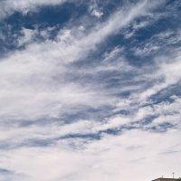 Город и небо. :: Андрий Майковский