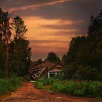Заброшенный пионер-лагерь :: Наталья Золотарева
