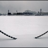Зимний сюжет 14 :: Цветков Виктор Васильевич