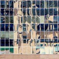 4. Фотография с отражением   (5. Фотография с визуальной рифмой?) :: Асылбек Айманов