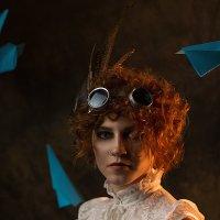 Стимпанк портрет :: Роман Николишин