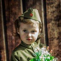 А зори здесь тихие... :: Любовь Борисова
