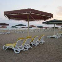пустынные пляжи Турции... :: Елена Байдакова