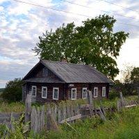 Домик в деревне :: Ольга