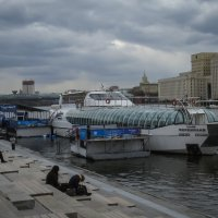Подготовка к открытию навигации :: Наталья Лакомова