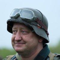 Немецкий солдат :: Николай Холопов