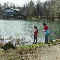 Ловись рыбка большая и маленькая :: Марина