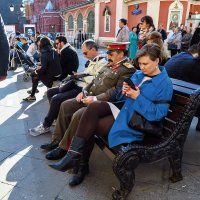 Может быть,  открыть глаза и оглядеться? :: Ирина Данилова