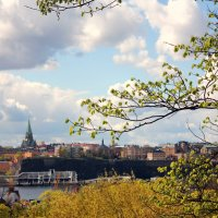 Весна в Стокгольме :: Ирина C