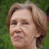 Портрет пожилой женщины :: Андрей Майоров