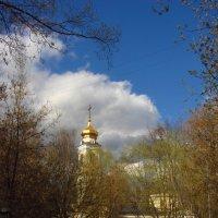 Храм и небо :: Андрей Лукьянов