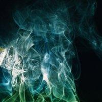 Дым :: Роман Николишин